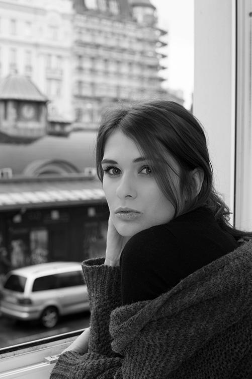 Portraitfotos von Stephanie