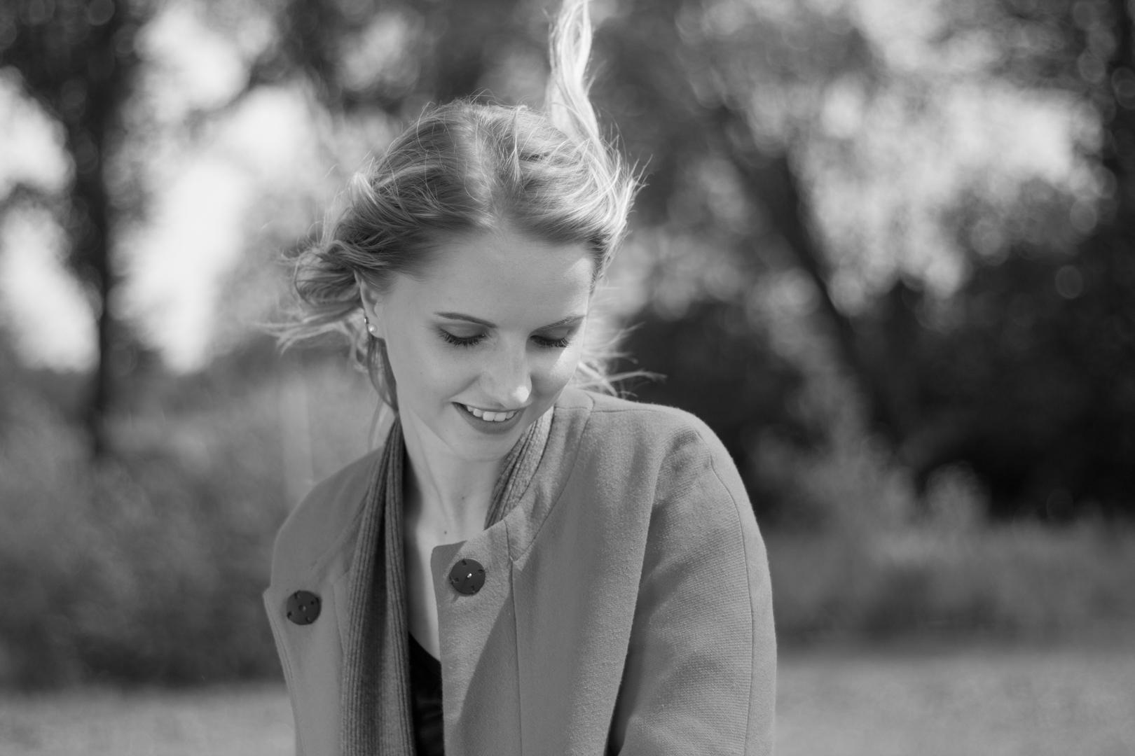Portraitfotos von Teresa
