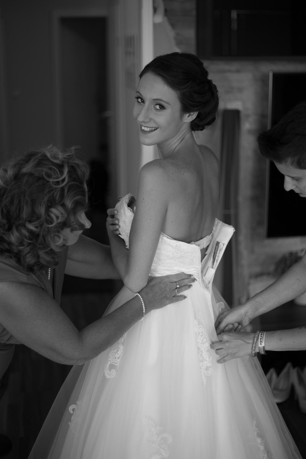 getting ready Fotos, Hochzeit Sabine und Markus, Niederösterreich